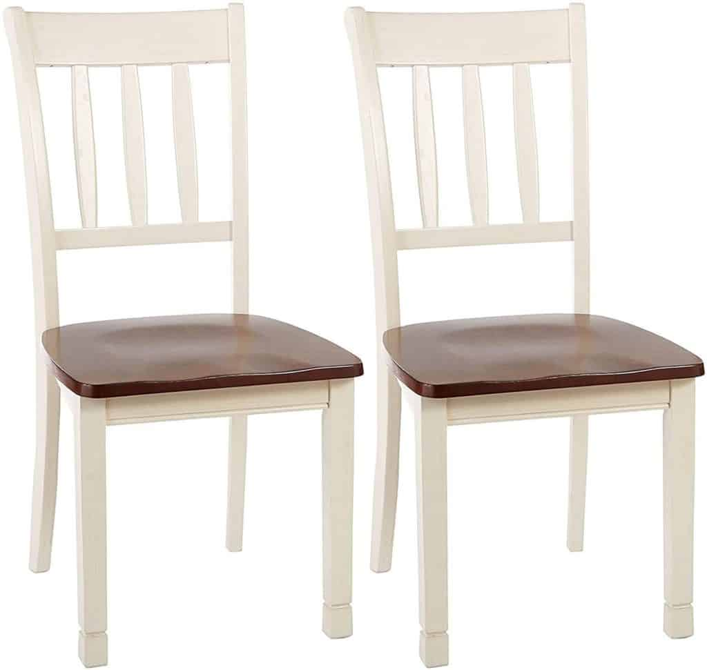 simple dining room chair